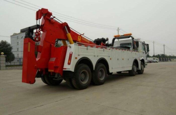 Sinotruk Howo 8x4 20-50t Wrecker Tow Truck for sale