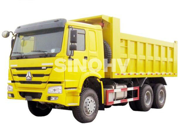HOWO Mine King Mining Dump Truck for Factory Price