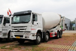 HOWO 14m3 to 18m3 Concrete Mixer Truck