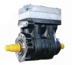 HOWO truck spare parts air compressor VG1560130080