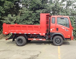 China Supply Good Quality 3 Ton Dump Trucks For Sale