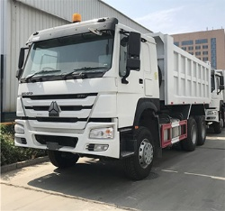 Brand New Howo Sinotruck 6x4 Drive Dump Truck For Sale